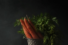 Still Life With Carrots
