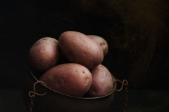 Potatoes In The Bowl